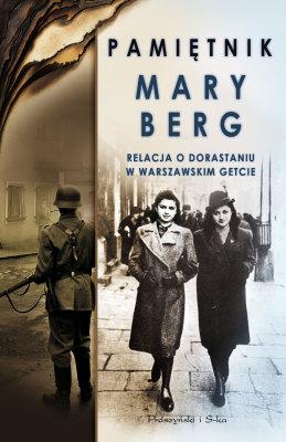 M BERG_Dziennik Mary Berg FRONT grzbiet.indd