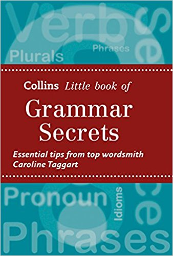 LITTLE BOOKS - GRAMMAR SECRETS - Caroline Taggart