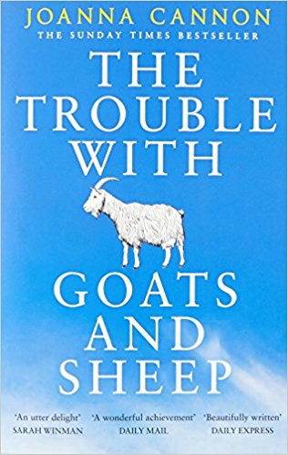 TROUBLE WITH GOATS AND SHEEP - JOANNA CANNON