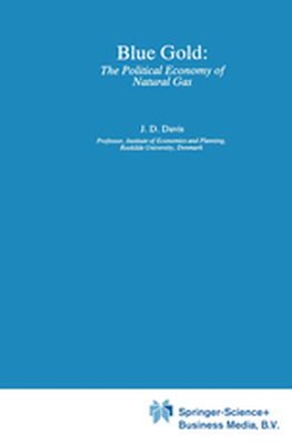 BLUE GOLD: THE POLITICAL ECONOMY OF NATURAL GAS -  Davis