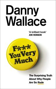 F YOU VERY MUCH - Danny Wallace