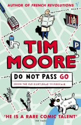 DO NOT PASS GO - Moore Tim