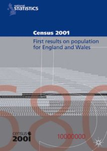 CENSUS 2001: FIRST RESULTS ON POPULATION FOR ENGLAND AND WALES - Na Na
