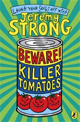 BEWARE! KILLER TOMATOES - Strong Jeremy