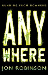 ANYWHERE (NOWHERE BOOK 2) - Robinson Jon