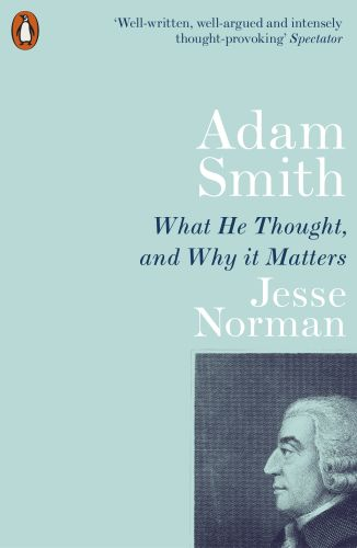 ADAM SMITH - Norman Jesse