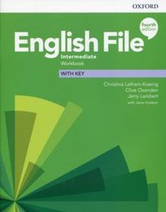 ENGLISH FILE INTERMEDIATE WORKBOOK WITH KEY