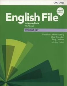 ENGLISH FILE INTERMEDIATE WORKBOOK