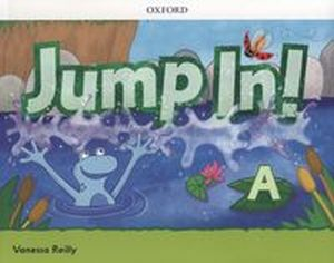 JUMP IN! A - Vanessa Reilly