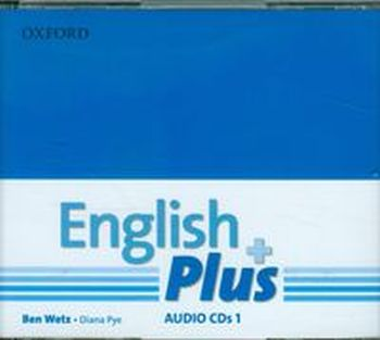 ENGLISH PLUS 1A CLASS CD - Diana Pye