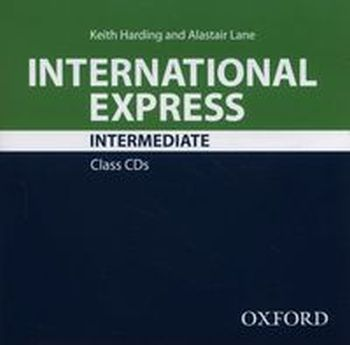 INTERNATIONAL EXPRESS INTERMEDIATE CLASS CDS - Alastair Lane