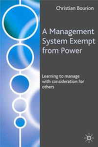 A MANAGEMENT SYSTEM EXEMPT FROM POWER -  Bourion