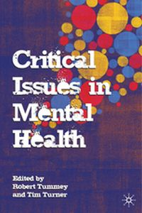 CRITICAL ISSUES IN MENTAL HEALTH -  Tummey