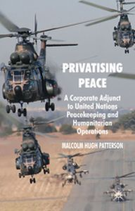 PRIVATISING PEACE -  Patterson