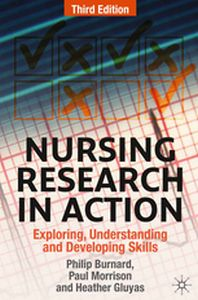 NURSING RESEARCH IN ACTION -  Burnard