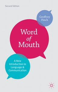 WORD OF MOUTH -  Finch