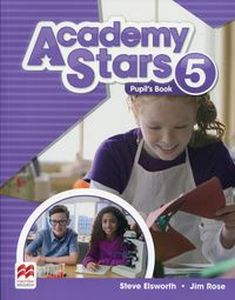 ACADEMY STARS 5 PUPIL'S BOOK - Jim Rose