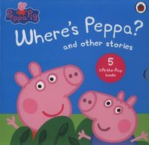 PEPPA PIG WHERE'S PEPPA AND OTHER STORIES