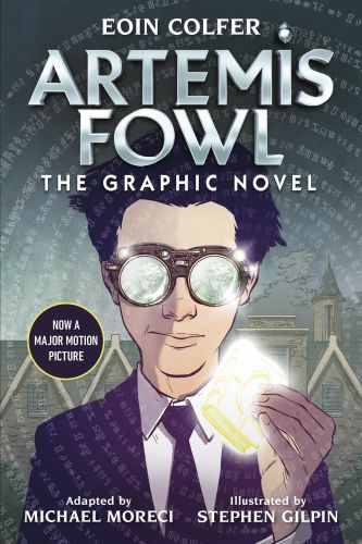 ARTEMIS FOWL: THE GRAPHIC NOVEL (NEW) - Colfer Eoin