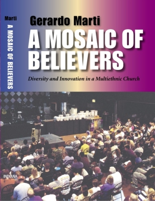 A MOSAIC OF BELIEVERS - Marti Gerardo
