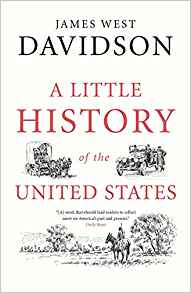 LITTLE HISTORY OF THE UNITED STATES - James West Davidson