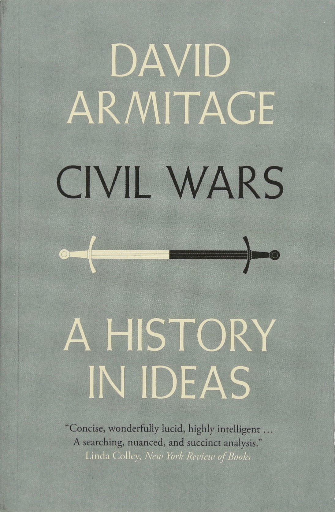 CIVIL WARS - David Armitage