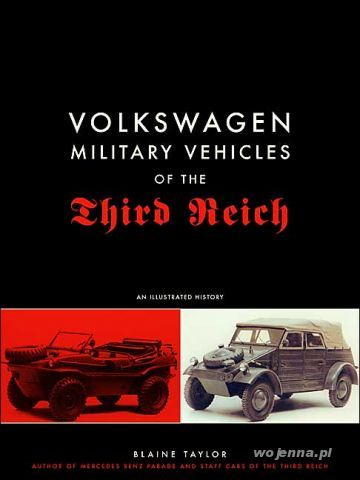 VOLKSWAGEN MILITARY VEHICLES -  Taylor