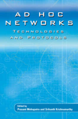 AD HOC NETWORKS -  Mohapatra