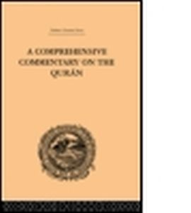 A COMPREHENSIVE COMMENTARY ON THE QURAN - Wherry E.m.