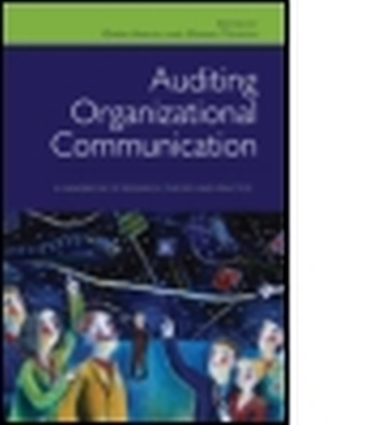 AUDITING ORGANIZATIONAL COMMUNICATION - Hargie Owen