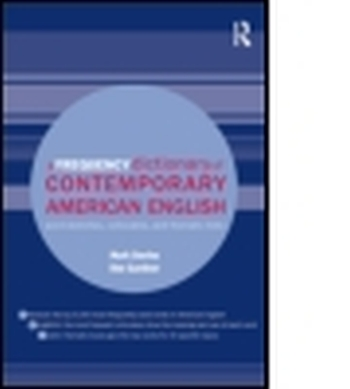 A FREQUENCY DICTIONARY OF CONTEMPORARY AMERICAN ENGLISH - Davies Mark