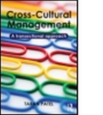 CROSS-CULTURAL MANAGEMENT - Patel Taran