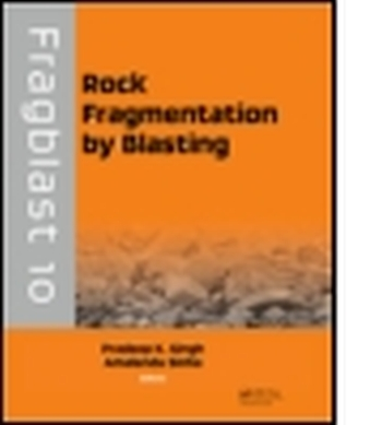 ROCK FRAGMENTATION BY BLASTING - K. Singh Pradeep