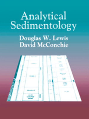 ANALYTICAL SEDIMENTOLOGY -  Lewis
