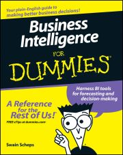BUSINESS INTELLIGENCE FOR DUMMIES - Scheps Swain
