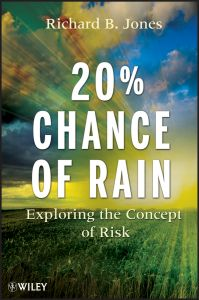 20% CHANCE OF RAIN - B. Jones Richard