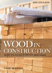 WOOD IN CONSTRUCTION - Coulson Jim