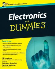 ELECTRONICS FOR DUMMIES - Ross Dickon