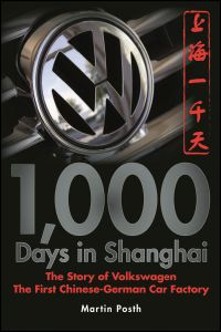 1,000 DAYS IN SHANGHAI - Posth Martin