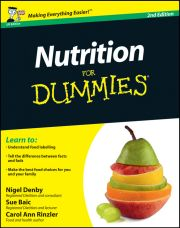 NUTRITION FOR DUMMIES - Denby Nigel