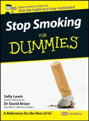 STOP SMOKING FOR DUMMIES' - Lewis Sally