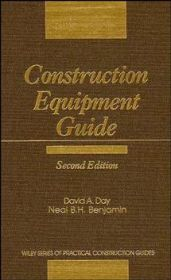 CONSTRUCTION EQUIPMENT GUIDE - A. Day David