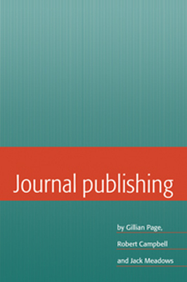 JOURNAL PUBLISHING - Page Gillian