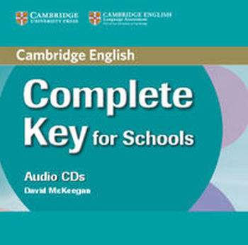 COMPLETE KEY FOR SCHOOLS CLASS AUDIO 2CD - David Mckeegan
