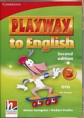 PLAYWAY TO ENGLISH 3 DVD