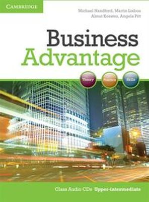 BUSINESS ADVANTAGE UPPER-INTERMEDIATE AUDIO 2CD - Martin Lisboa