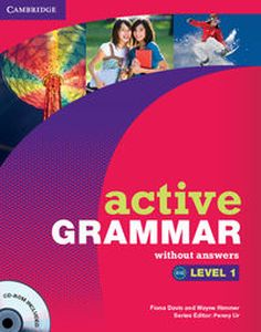ACTIVE GRAMMAR  1 WITHOUT ANSWERS + CD - Wayne Rimmer