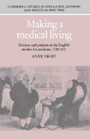 MAKING A MEDICAL LIVING - Digby Anne
