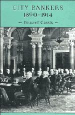 CITY BANKERS 18901914 - Cassis Youssef