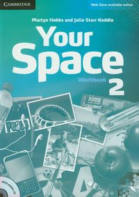 YOUR SPACE 2 WORKBOOK + CD - Julia Starr Keddle